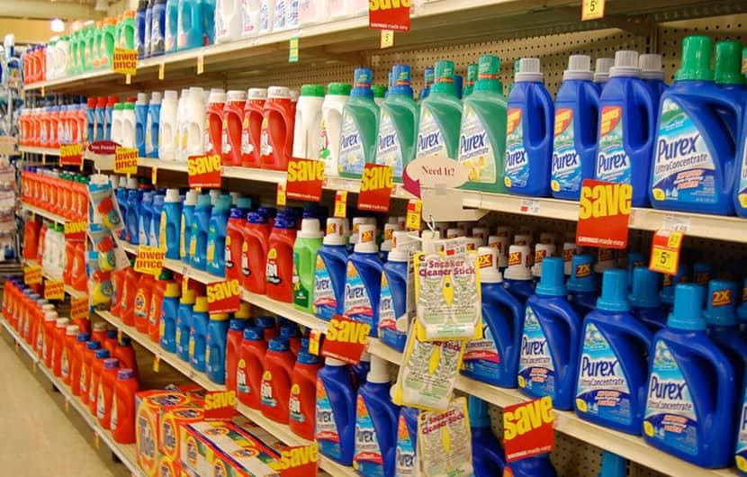 مقدار مناسب شوینده لباس مورد نیاز برای نظافت و شستشوی لباسها چقدر است؟