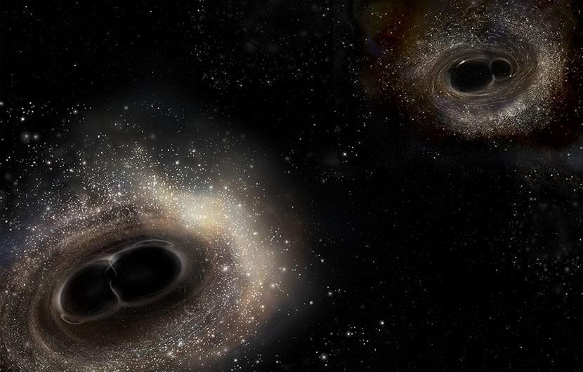 کشف یک کهکشان پر از ماده تاریک در فاصله 11 میلیارد سال نوری از زمین