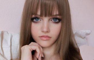 آموزش آرایش عروسکی ملایم و طبیعی برای مهمانیها در چند گام ساده