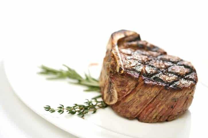غذاهای پر آهن