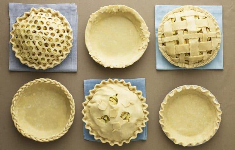 طرز تهیه بهترین خمیر پای کلاسیک به صورت مرحله به مرحله و تصویری