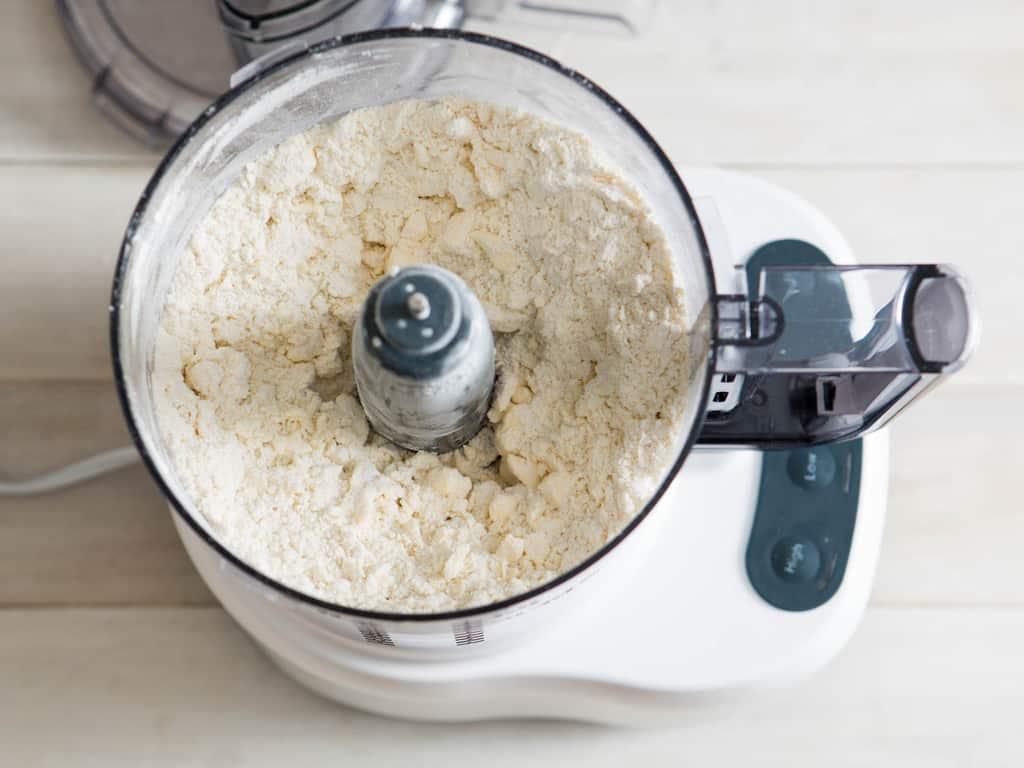 طرز تهیه خمیر پای
