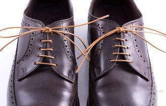 روش صحیح بستن بند کفش مردانه چیست؟ تفاوت کفش ایتالیایی با سایر کفشهای چرم