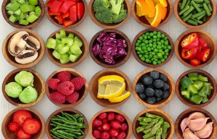 سبزیجات کم قند با ۲۱ نوع مختلف که برای دیابتیها مناسب هستند