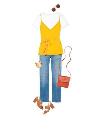 شیک پوشی با لباسهای ساده