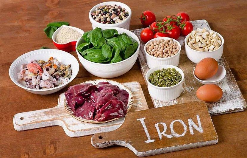 غذاهای پر آهن با انواع مختلف حیوانی و گیاهی که نیاز شما به آهن را رفع میکنند