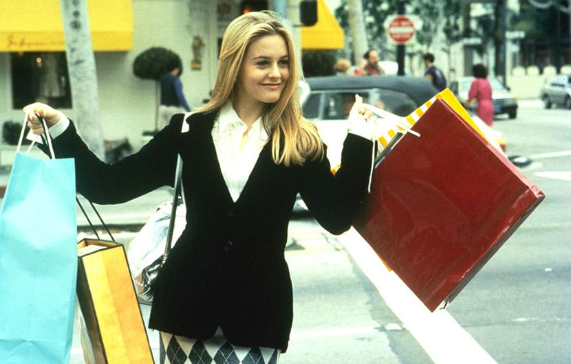 مدلهای لباس دهه 90, شیک پوشی با الهام از فیلمهای محبوب قدیمی