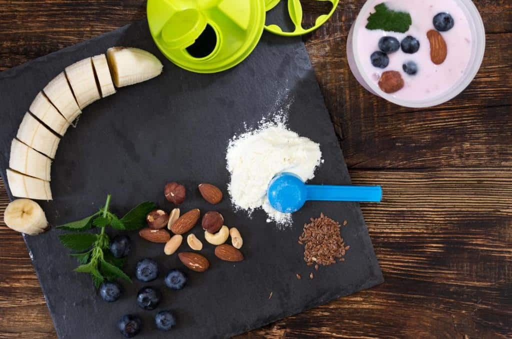 فواید پودر پروتئین