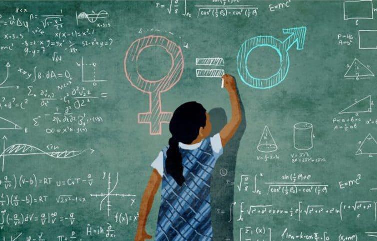 نگاهی به شکاف جنسیتی در علوم مختلف و زمان لازم برای از بین بردن آن