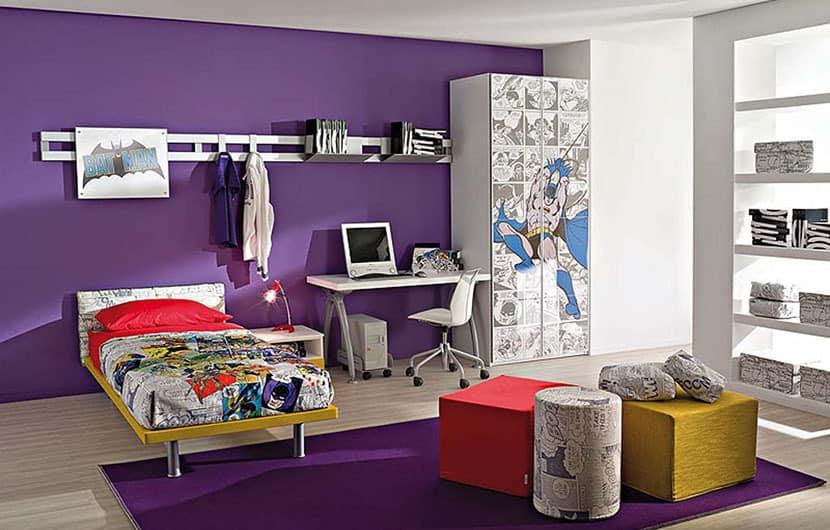 کاربرد رنگ در خانه، چطور از رنگ برای دکوراسیون منزل استفاده کنیم؟