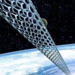 آسانسور فضایی ،محققان ژاپنی یک بالابر مینیاتوری برای سفر به فضا ساختند