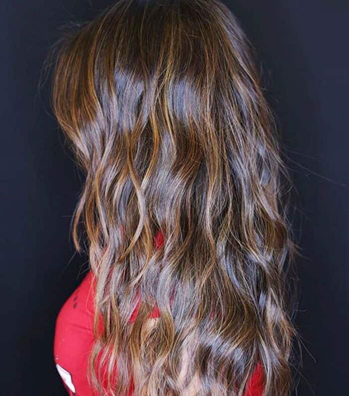 جدیدترین مدلهای رنگ مو