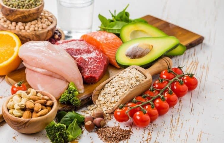 تغذیه خوب و ۶ مورد از مزایای استفاده از یک رژیم غذایی سالم