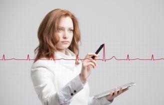 علتهای تپش قلب و درمان