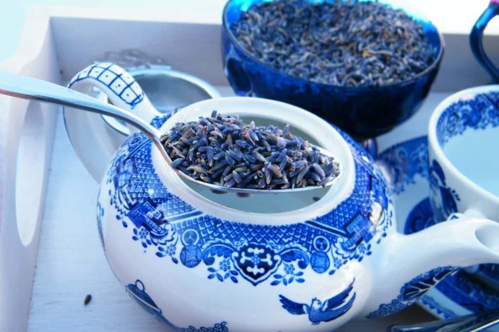 چای اسطوخدوس