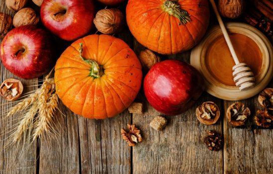 ۵ خوراکی پاییزی که برای سلامت روان و جسم شما مناسب هستند
