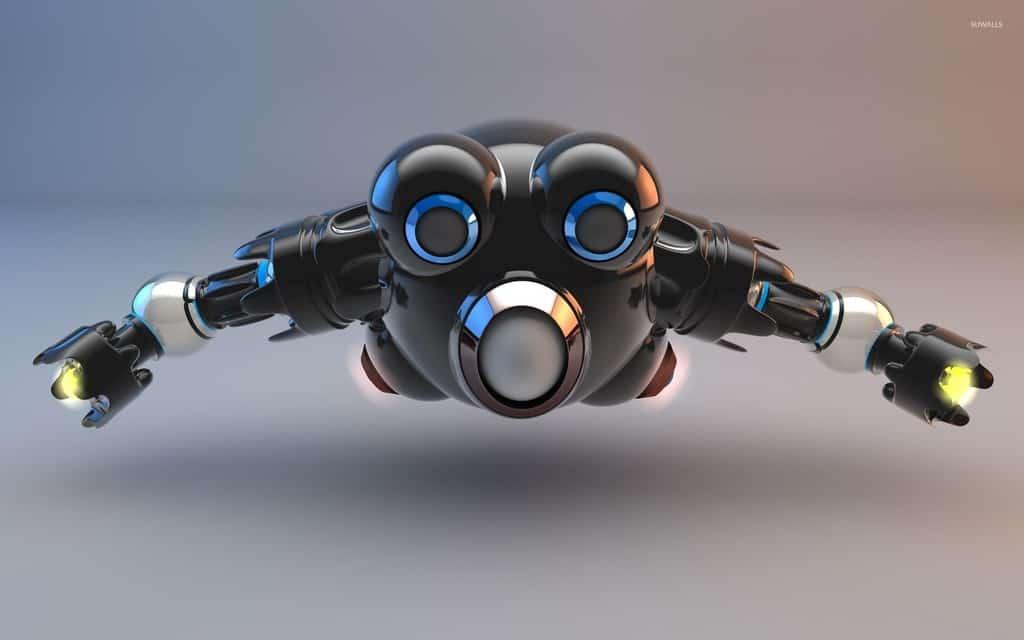 ربات پرنده