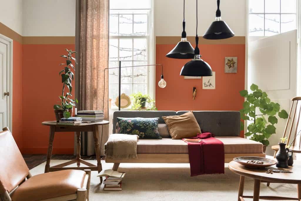 رنگ سال 2019 برای طراحی داخلی