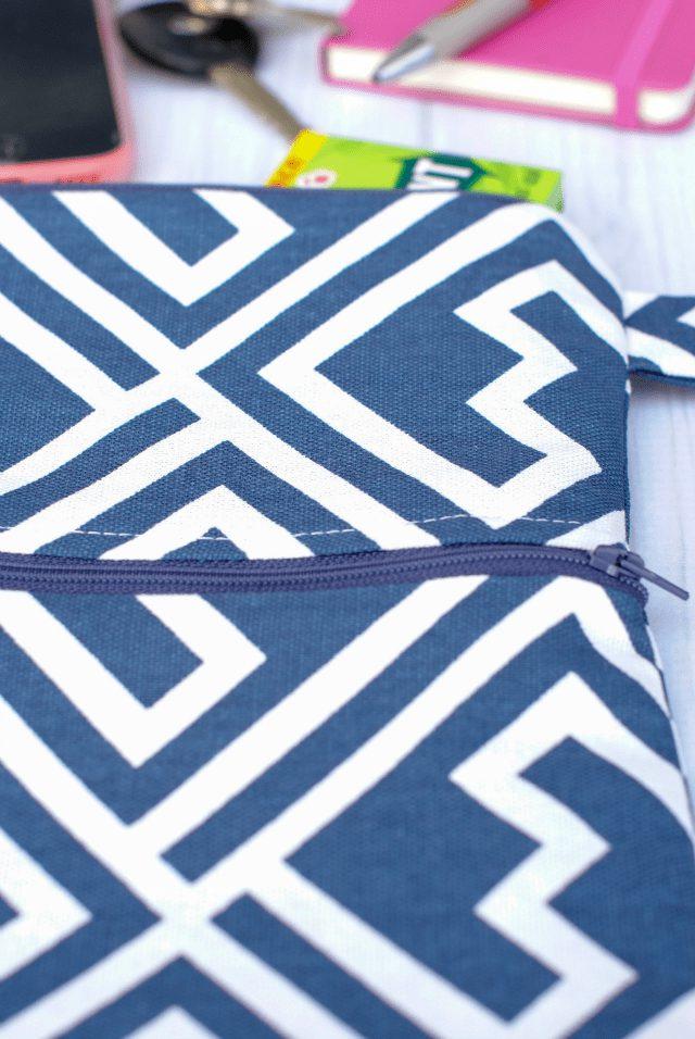 روش دوخت کیف دوشی کوچک
