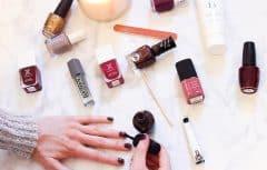 زیباترین رنگهای پاییزی لاک برای آرایش ناخنهای شما در این فصل