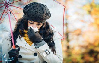 رفع سرماخوردگی