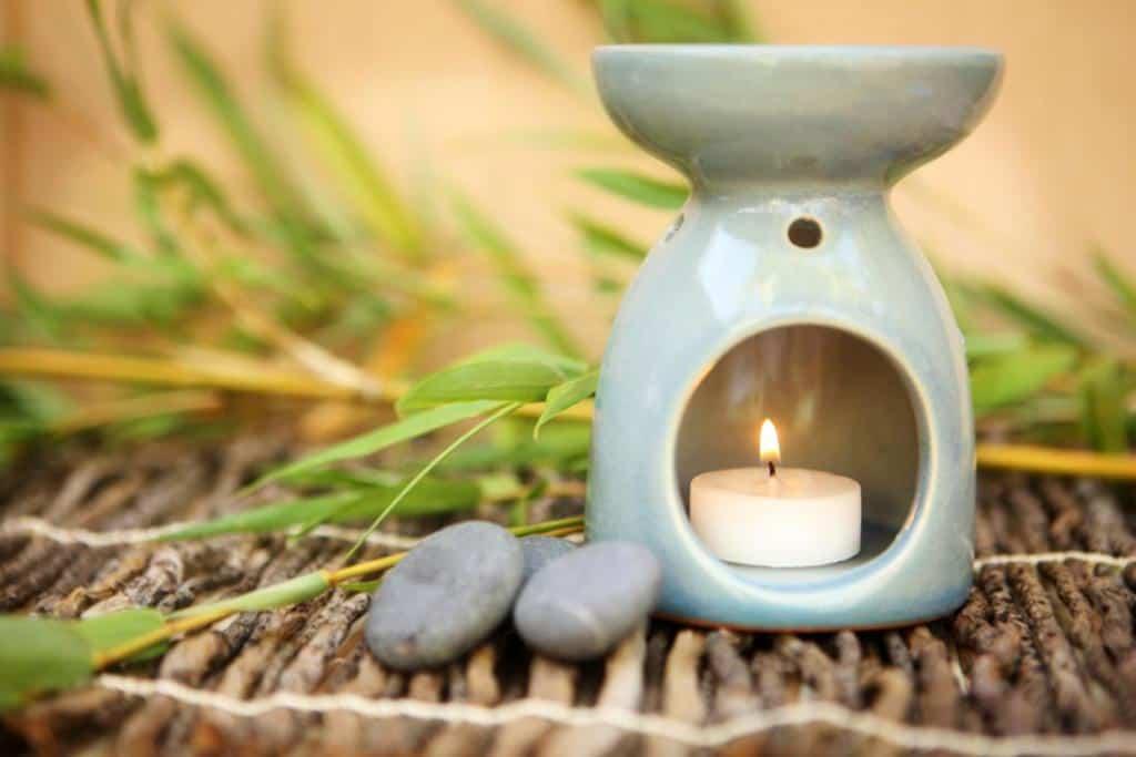درمان آلرژی با بخور اسانس روغنی