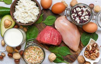 آرژینین و غذاهای سرشار از آرژینین