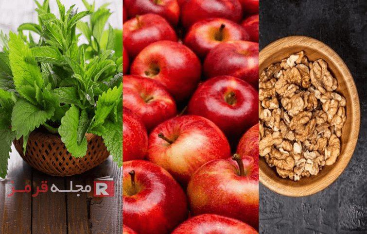 ۹ غذای ضد تهوع که به رفع تهوع و استفراغ کمک میکنند
