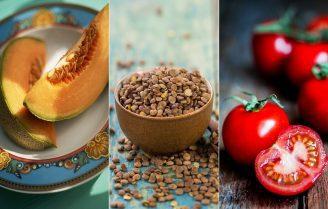 غذاهای سرشار از پتاسیم و مغذی با انواع متنوع و خوشمزه