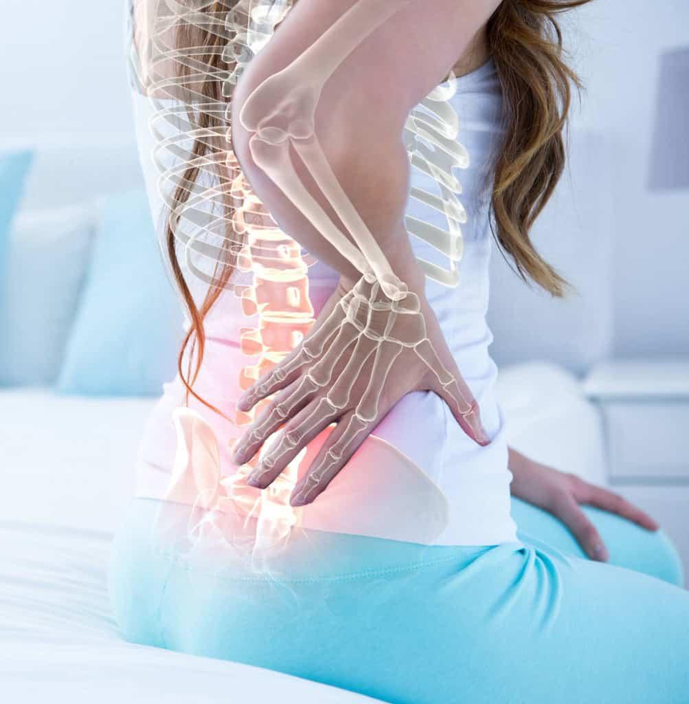 اگر درد یا سوزش در زیر دندهها و یا در قسمت پشت داشتید، سریعاً به دکتر اطلاع دهید.