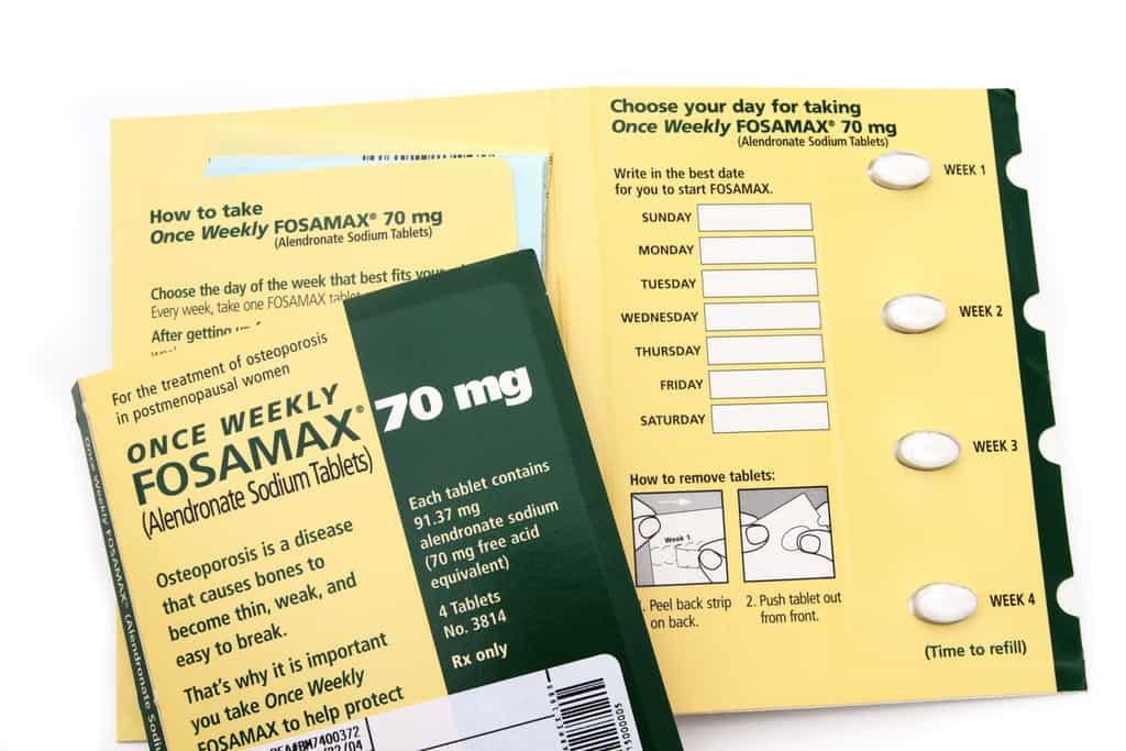 اگر مری شما دچار مشکل است، یا میزان کلسیم در خون شما پایین است، نباید از داروی فوزاماکس استفاده کنید.