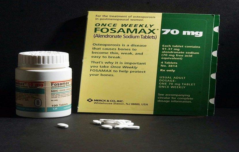 قرص یا کپسول فوزاماکس برای درمان پوکی استخوان