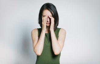 التهاب قرنیه یا کراتیت