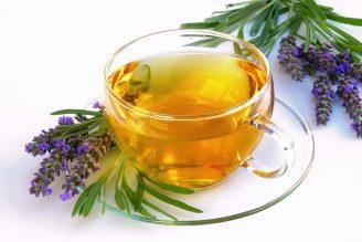 فواید چای اسطوخدوس