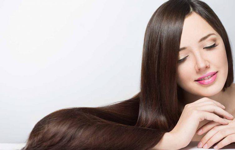 با این روش بدون استفاده از حرارت موهای صاف و زیبایی خواهید داشت
