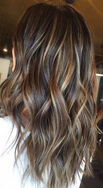زیباترین مدلهای موی پاییزی
