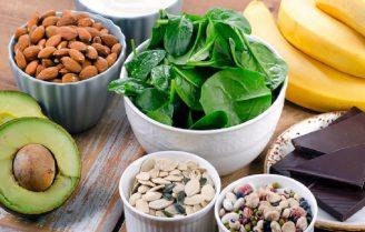 غذاهای حاوی منیزیم