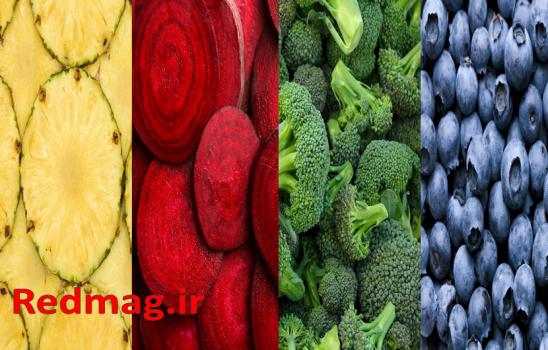 ۸ ماده غذایی که بهتر است بصورت خام مصرف شوند