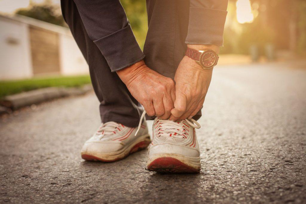 اثرات پیاده روی