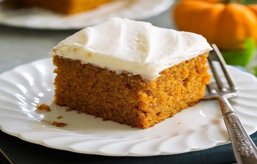 طرز تهیه کیک کدو