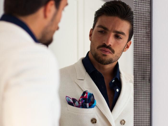 سبک لباس پوشیدن آقایان
