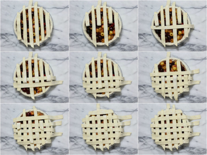 طرز تهیه پای سیب
