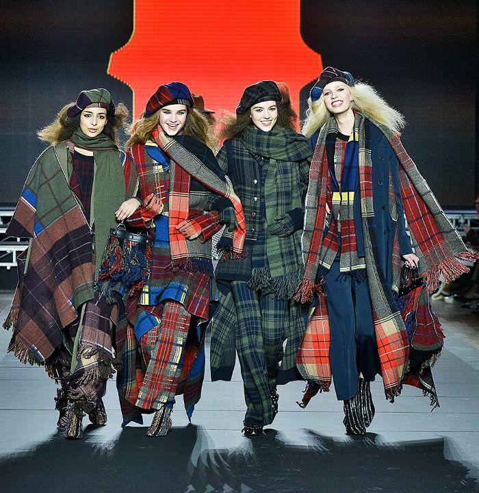 جدیدترین مدل های لباس زمستانی