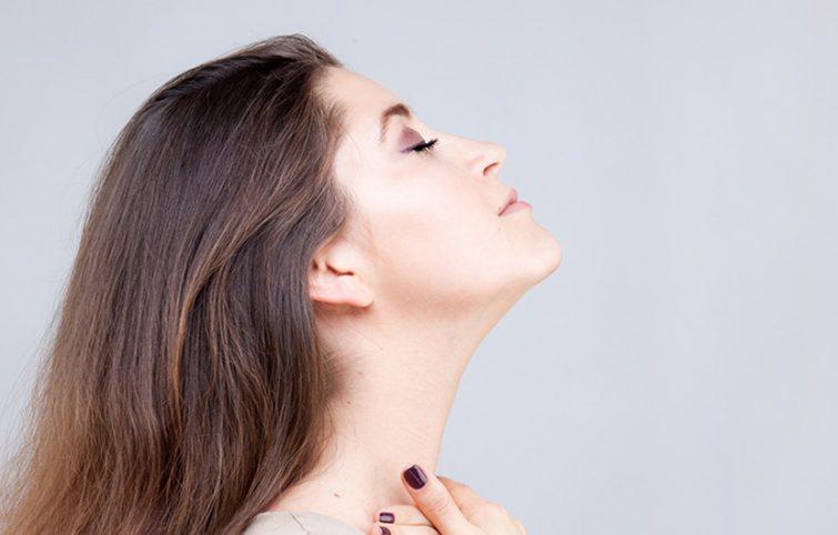 روشهایی برای سفت کردن پوست گردن و جوانتر کردن آن