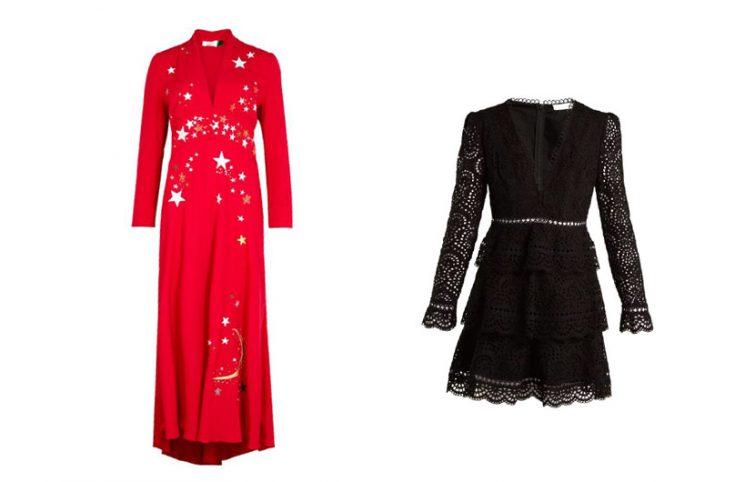 مدلهای جدید برای لباسهای مجلسی زنانه در رنگهای متنوع