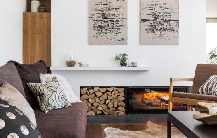 چند روش برای ایجاد دکوراسیون زمستانی دلپذیر و گرم در خانه شما