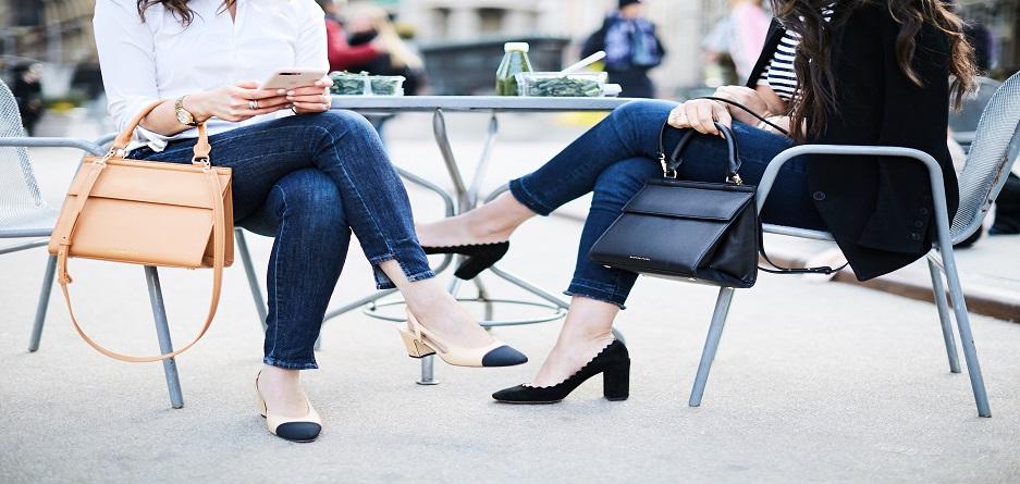 قوانین ست کردن کیف و کفش زنانه