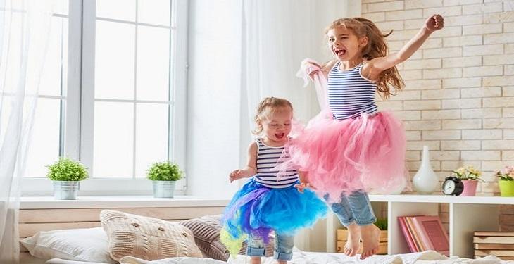 چند ایده ساده برای ست کردن مادر و دختری