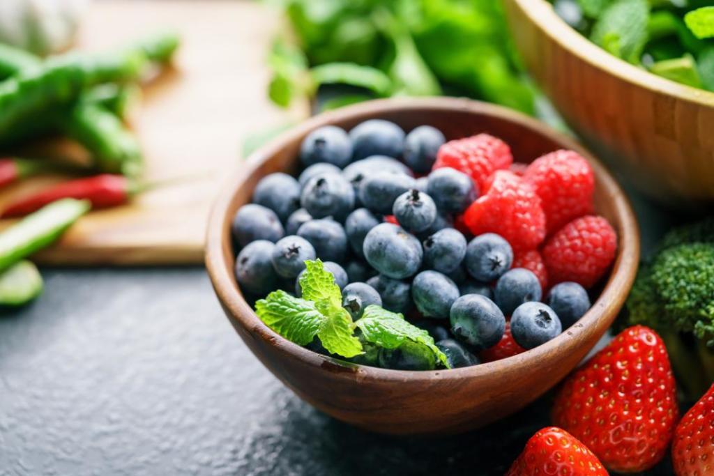 غذاهای مناسب فشار خون
