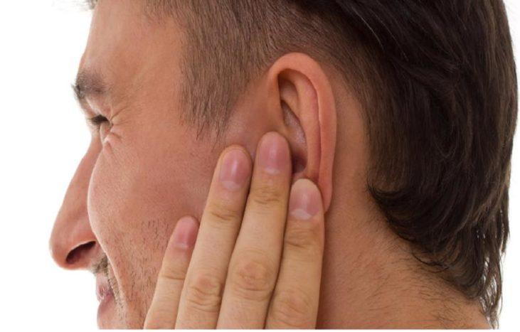 Стреляет в болит шея уши и цена биохимический челябинск крови анализ
